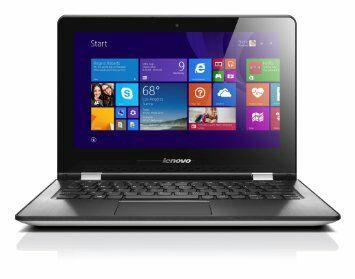 "PC Portable hybride 11.6"" Lenovo Yoga 300-11 - Intel N2840, 2 Go de Ram, 32 Go"