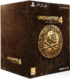 Uncharted 4: A Thief's End - Édition Collector sur PS4
