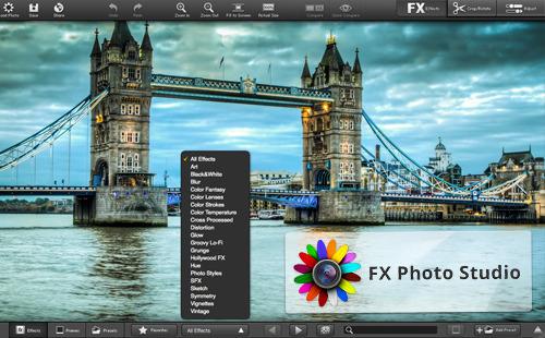 Bundle de 3 logiciels photo pour Mac