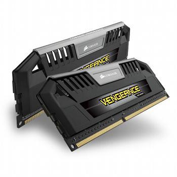Kit mémoire RAM Corsair Vengeance Pro 8 Go (2 x 4 Go) - DDR3, 2133MHz, CAS 9