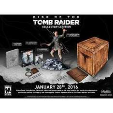 Rise of the Tomb Raider - Collector PC