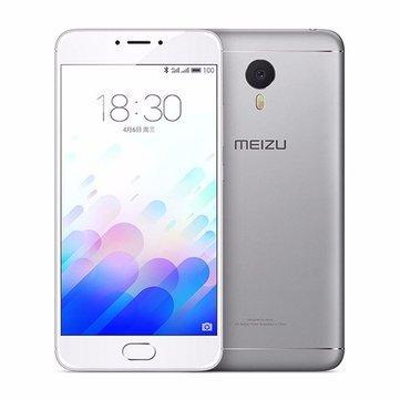 "Smartphone 5.5"" Meizu M3 Note - Full HD, 4G, ROM 32 Go, RAM 3 Go, 4100 mAh"