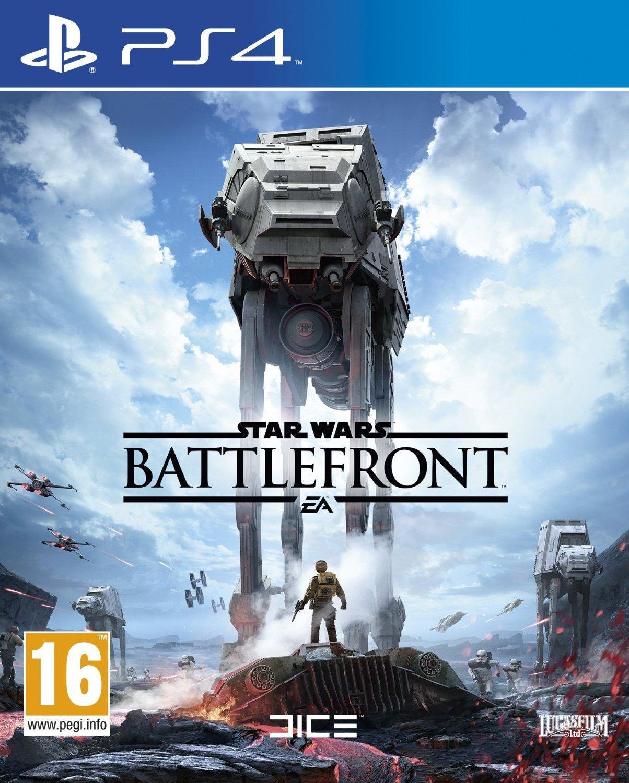 Star Wars : Battlefront sur PS4