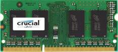 Barrette Mémoire DDR3 Crucial CT102464BF186D 8Go - 1866 MT/s, PC3-14900, SODIMM 204-Pin