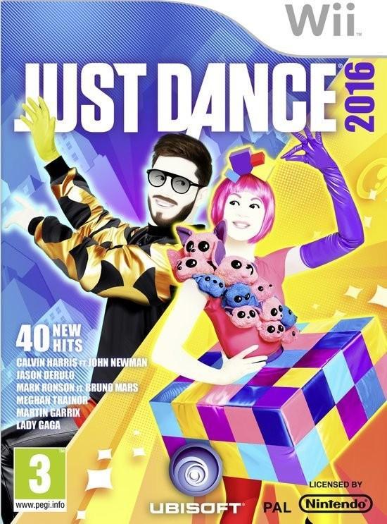 Just Dance 2016 sur Wii