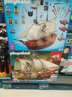 Playmobil - Bateau de pirates