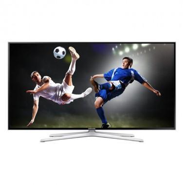 """TV 65"""" Samsung UE65H6400 - Led, FullHD, 3D, Smart TV, 2 paires de lunettes actives fournies, 163cm"""