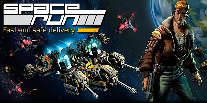 Sélection de jeux PC en promotions - Ex: Jeu Space Run - Fast and Safe Delivery sur PC (Dématérialisé)