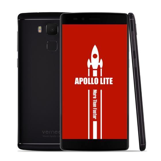 """Smartphone 5,5"""" Vernee Apollo Lite - MTK6797 Helio X20 Deca-core, Ram 4Go, Rom 32Go"""
