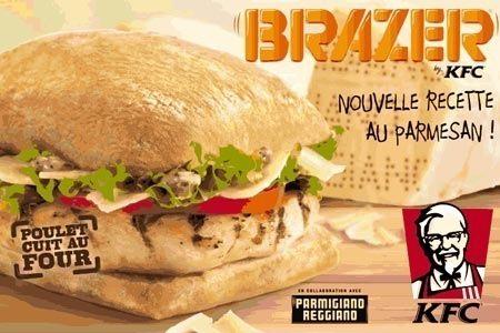 """2 ou 4 menus XL au choix chez KFC """"Montpellier, Narbonne, Beziers"""""""