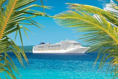 Croisière de 10 jours en mer Méditerranée / océan Atlantique (cabine balcon)