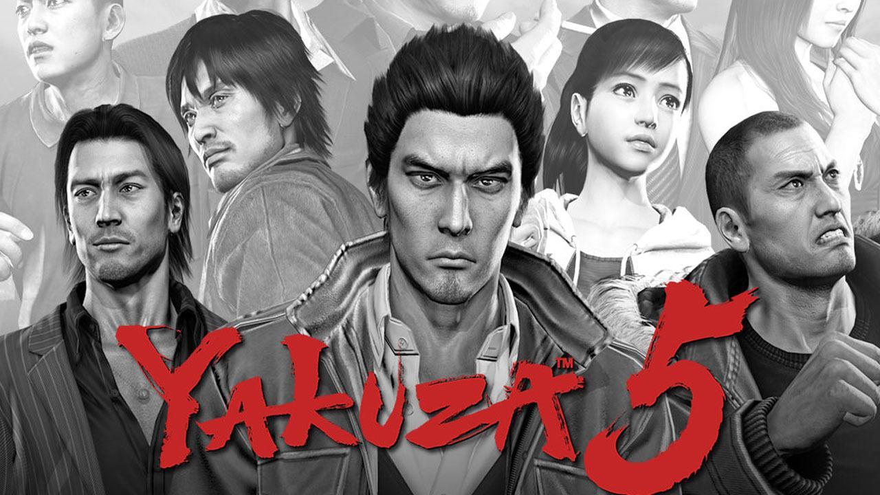[Abonnés PS+] Yakuza 5 gratuit sur PS3 (Dématérialisé)