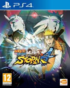 Naruto Shippuden Ultimate Ninja Storm 4 sur Ps4 et Xbox One
