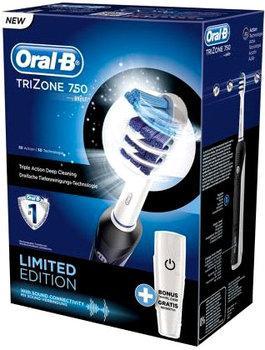 Brosse à dents électrique Oral-B Pro 750 à 4.99€ ou TriZone 750 Black (via 15€ d'ODR)