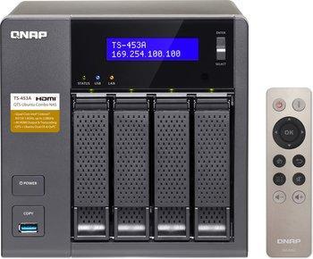 Serveur NAS QNAP TS-453A-4G - 4 baies