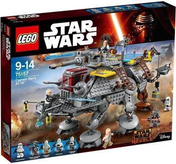 Jouet Lego Star Wars - L'AT-TE du Capitaine Rex (75157)