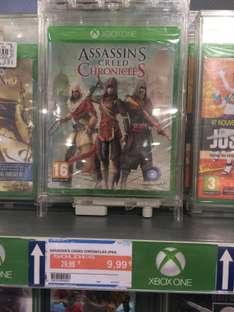 Assassin's Creed Chronicle sur PS4 ou Xbox One