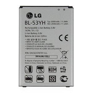 Batterie d'origine pour LG G3 3000 mAh