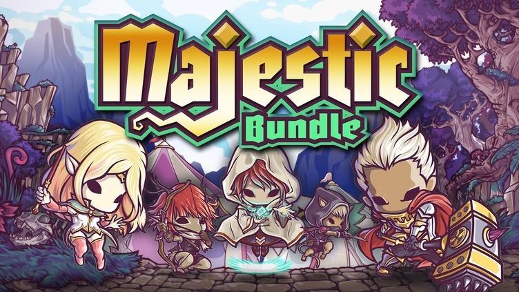 Majestic bundle - 10 jeux sur PC (Dématérialisés - Steam)