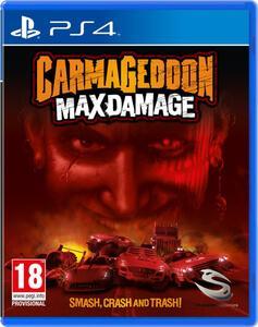 [Précommande] Carmageddon Max Damage sur PS4 et Xbox One