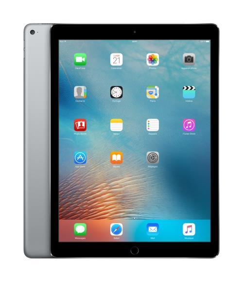 """[Adhérents] Tablette 12.9"""" Apple iPad Pro WiFi - Gris Sidéral, 32 Go + 91,87€ sur votre compte fidélité"""