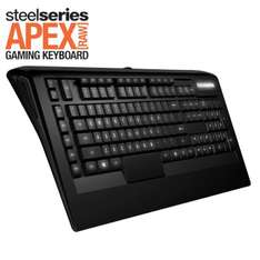 Clavier Gamer Steelseries Apex Raw