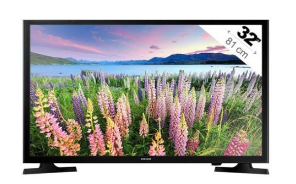 "TV 32"" Samsung UE32J5000 - Full HD + 40€ en bons d'achat (via ODR 10%)"