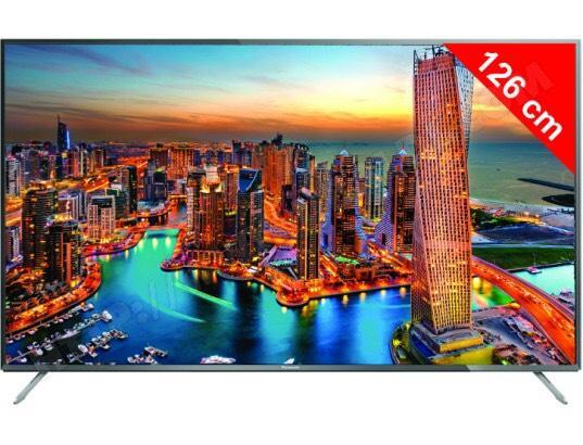TV LED 50' Panasonic TX50CX700E - 4K, 3D, Smart TV
