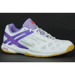 Sélection de chaussures de Badminton Adidas en promotion - Ex : BT Feather Team Lady