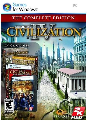[Premium] Sid Meier's Civilization IV - Edition Complète Dématerialisé gratuit sur PC
