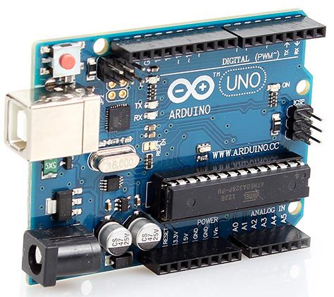 Circuit imprimé Arduino Uno R3 Rev3 (clone)