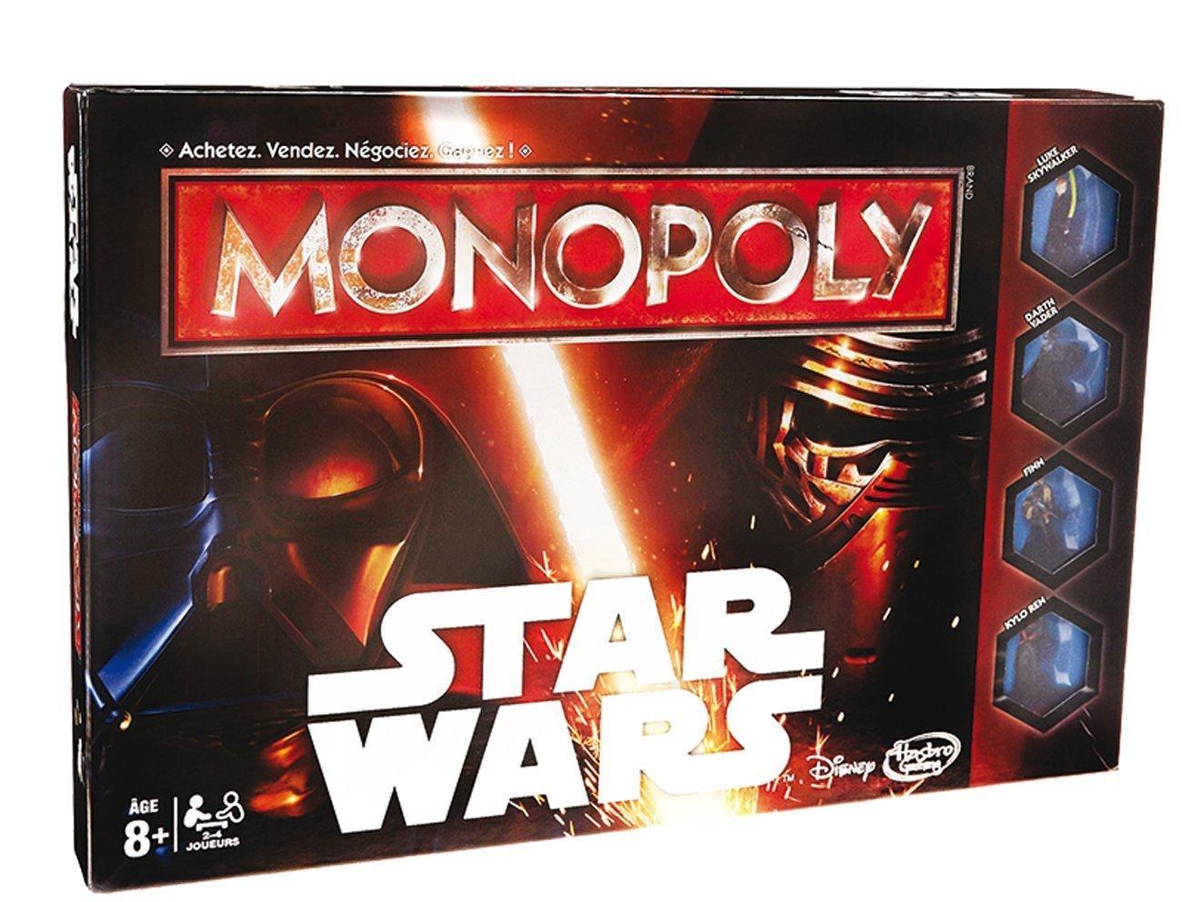 Sélection de jeux de société en promo - Ex: Monopoly Star Wars