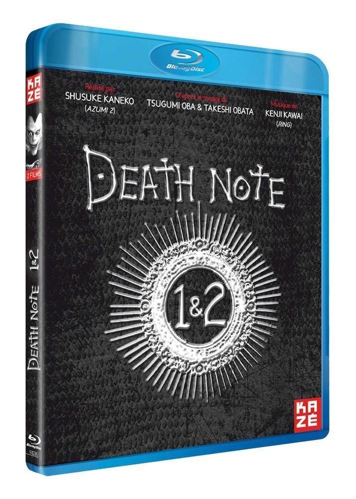 [Premium] Coffret Blu-ray Death Note - Les 2 Films