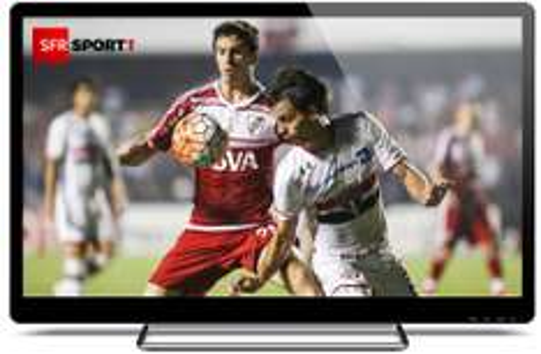 Abonnement mensuel SFR Fibre Power (jusqu'à 1 Gb/s) + SFR Play / Sports (Premier League) / Presse / News pendant un an
