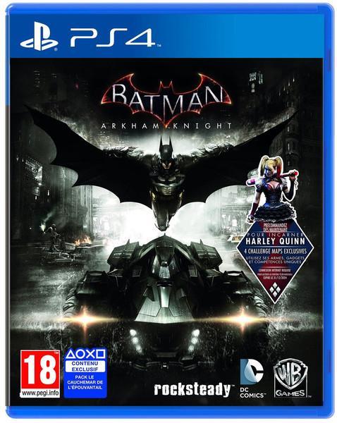 Warner Bros Games Batman Arkham Knight PS4