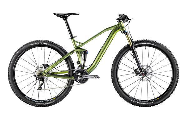 Sélection de vélos Canyon en promotion - Ex : Vélo Nerve AL 7.9