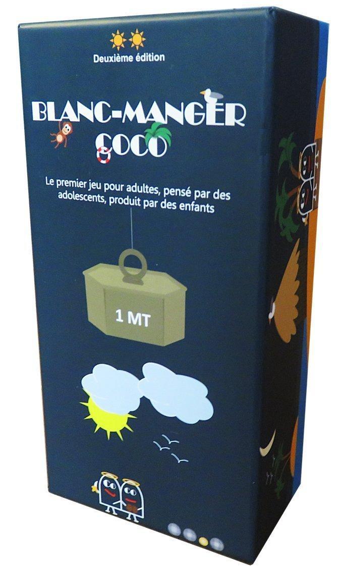 [Premium] Jeu Blanc-Manger Coco
