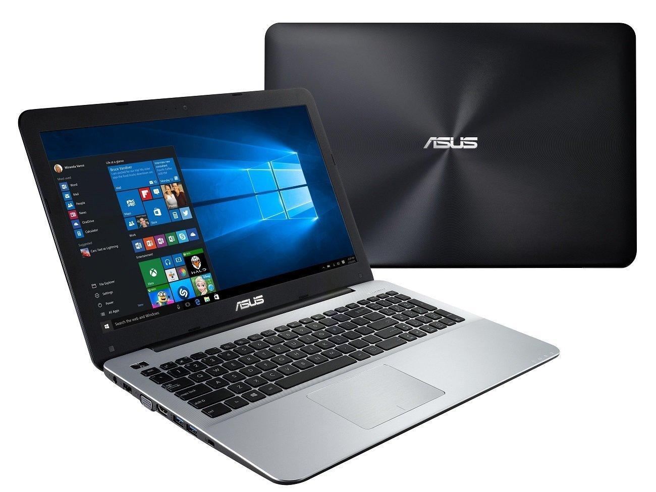 [Premium] PC Portable 15,6'' Asus F555UB-XO043T - HD, i5 6200 U, RAM 8 Go, 1 To, 940M, Qwertz