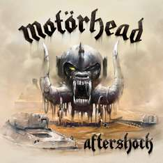 CD Album Aftershock de Motorhead