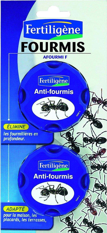 Fertiligène Lot de 2 Boîtes d'Appât Anti-Fourmis 10 g