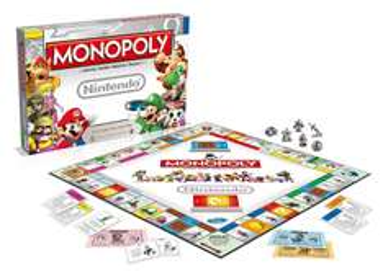 [Premium] Jeu de société Monopoly Nintendo - Version française
