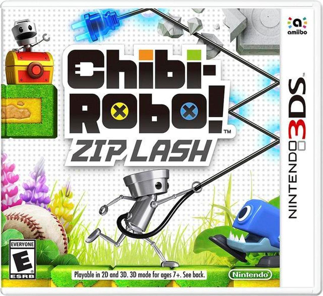 Chibi-Robo! Zip Lash sur 3DS