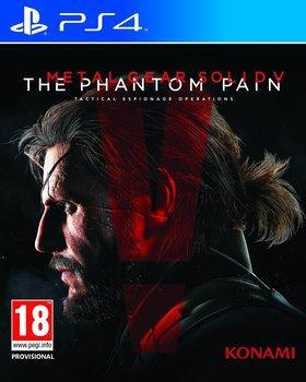 Metal Gear Solid V: The Phantom Pain sur PS4