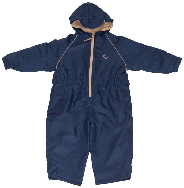 Combinaison de neige pour Enfant HippyChick (doublure polaire, bleu Marine, 2/3 ans)