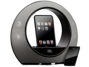 Dock iPod/iPhone JBL Radial Micro 5V - 20 Watts avec Télécommande sans fil - (39.90€ via Buyster)