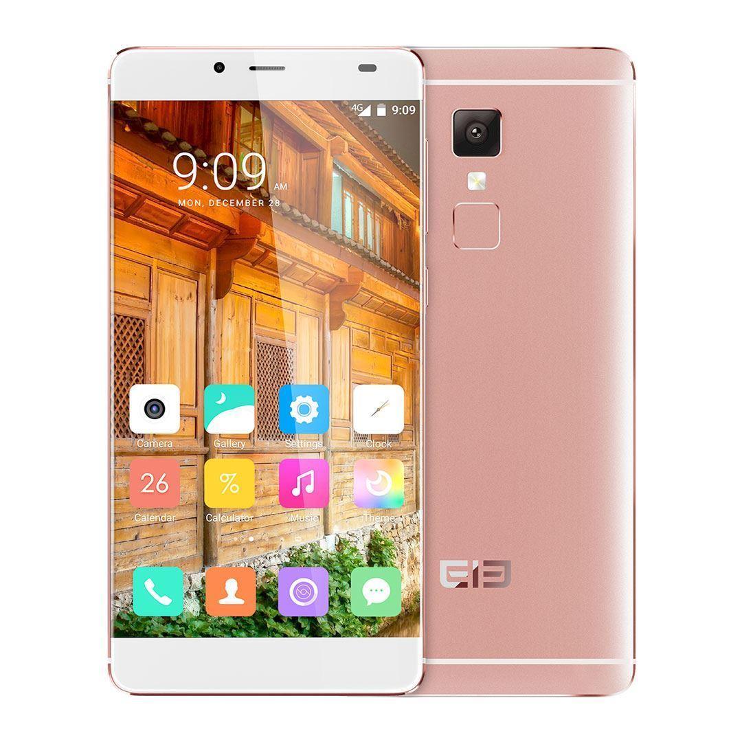 "Smartphone 5.2"" Elephone S3 (Octa Core, 4G, Full HD, 3 Go RAM, 16 Go, Android 6.0)"