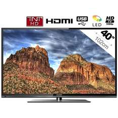 "TV LED 40"" Blaupunkt BLA40/112BK Full HD"