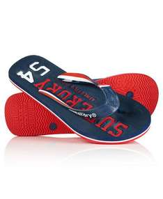 Tong Superdry Track & Field (Taille 39 à 45)