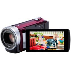 Caméscope numérique JVC GZ-EX215 Full HD Zoom optique 40x, torche, connectivité wifi
