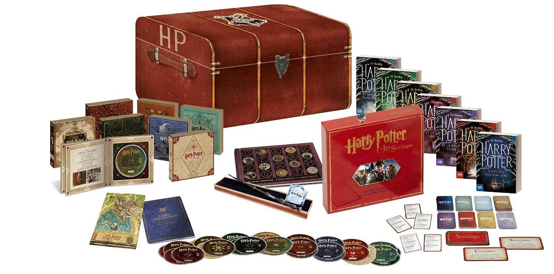 [Précommande] Coffret Blu-ray Harry Potter - Édition Prestige